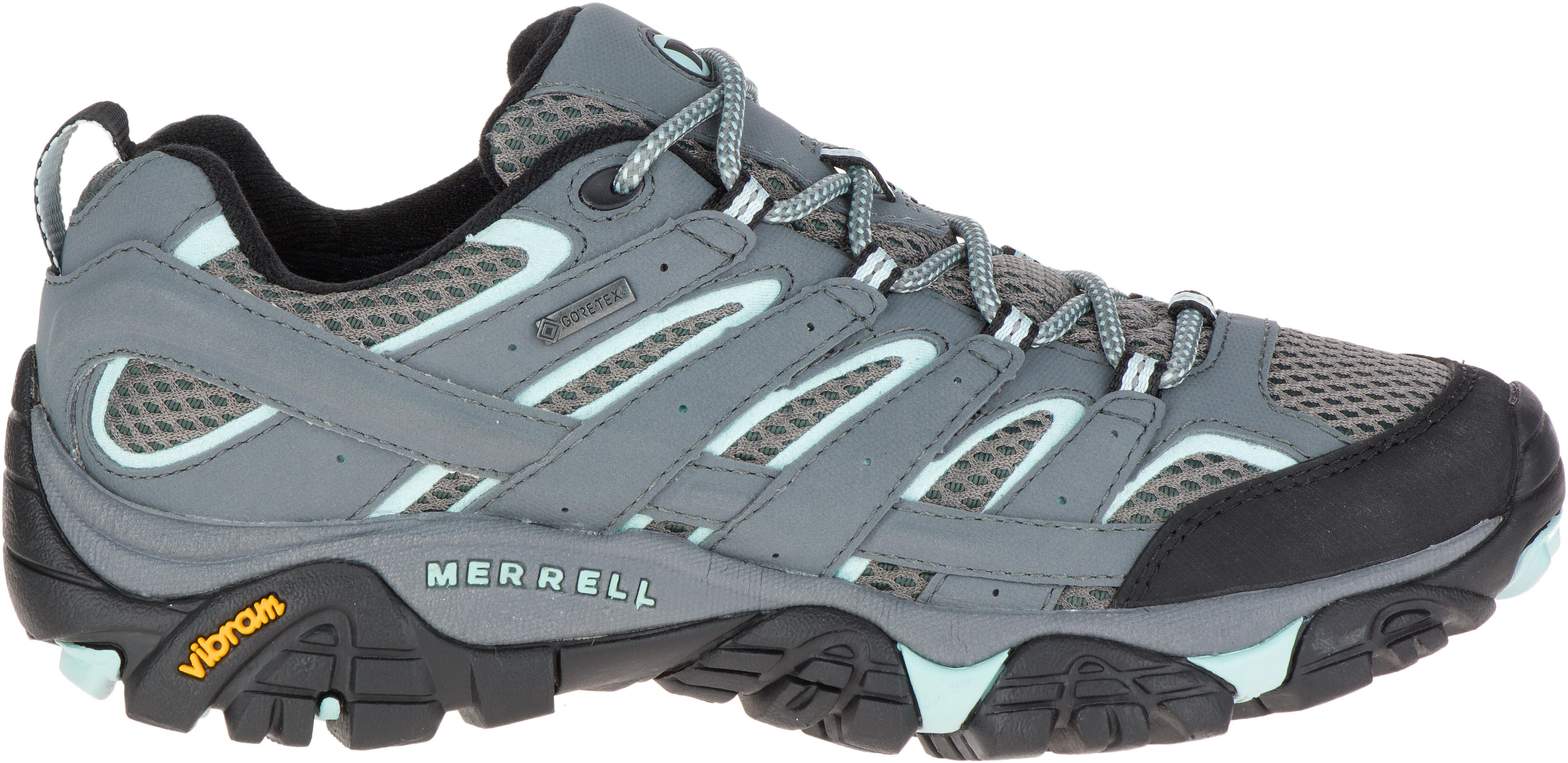 252acfd345a87 Merrell Moab 2 GTX - Calzado Mujer - gris